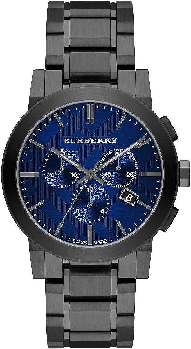 para Hombre bu9365Burberry Cronógrafo Reloj