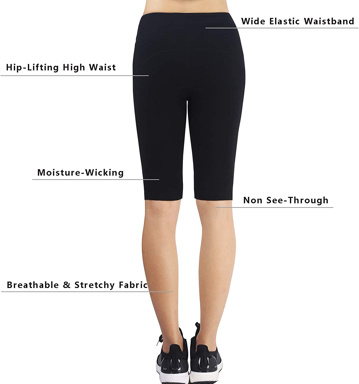 Amazon.com: Zinmore - Mallas de yoga para mujer, hasta la ...