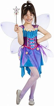 Disfraz Hada Azul 7-9: Amazon.es: Juguetes y juegos