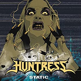 Check out the latest metal album by Huntress available on Amazon.com.