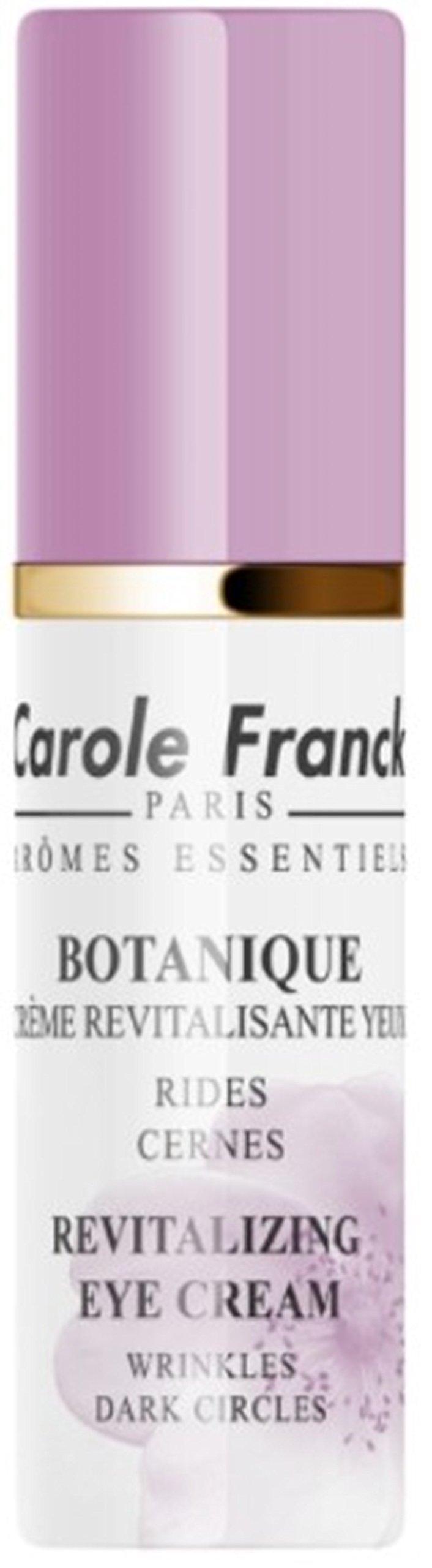 Carole Franck Gel PAUPIERES Eye Gel 15 ml
