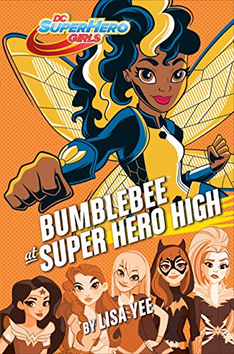 Bumblebee at Super Hero High (DC Super Hero Girls) -