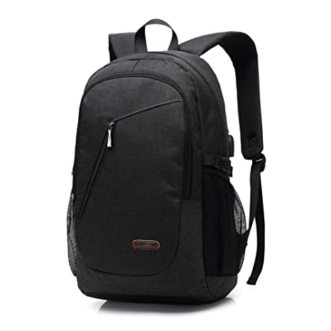 15.6 pulgadas USB de trabajo mochila / mochila de negocios / mochila de ordenador portátil para