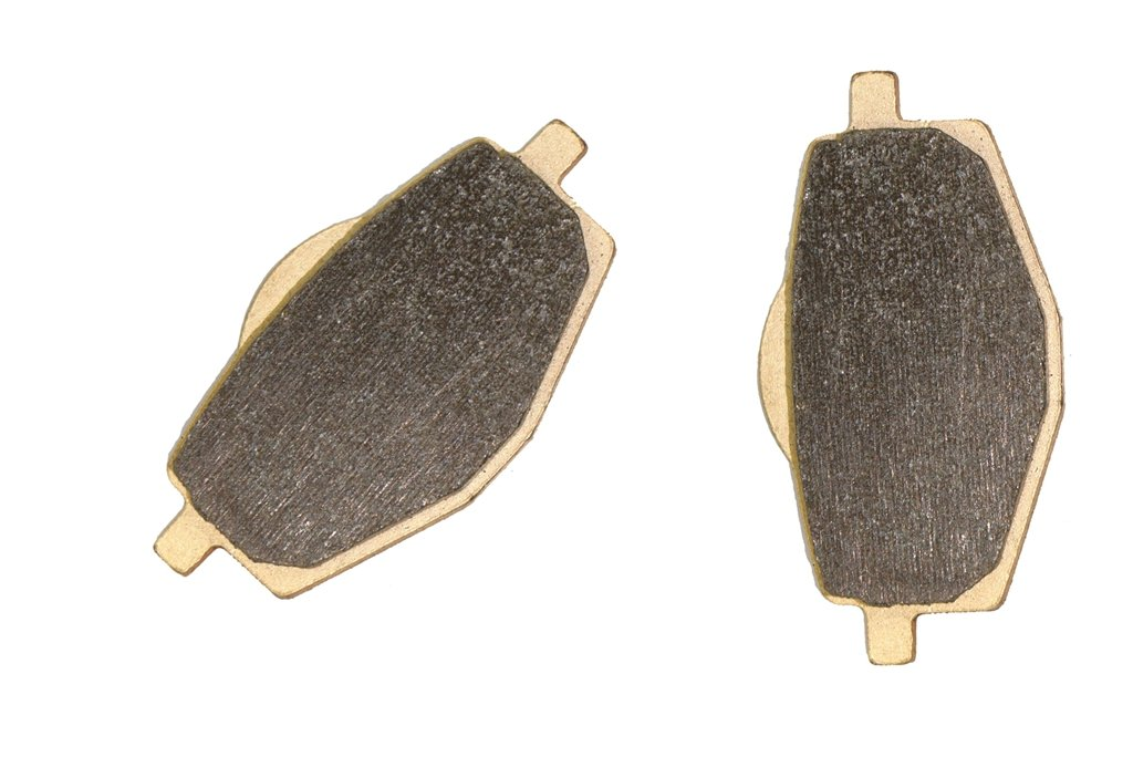 CNBK Front Sintering Disc Brake Pads for YAMAHA Street IT200 IT 200 85 /&up 1985 /&up 1 Pair 2 Pads