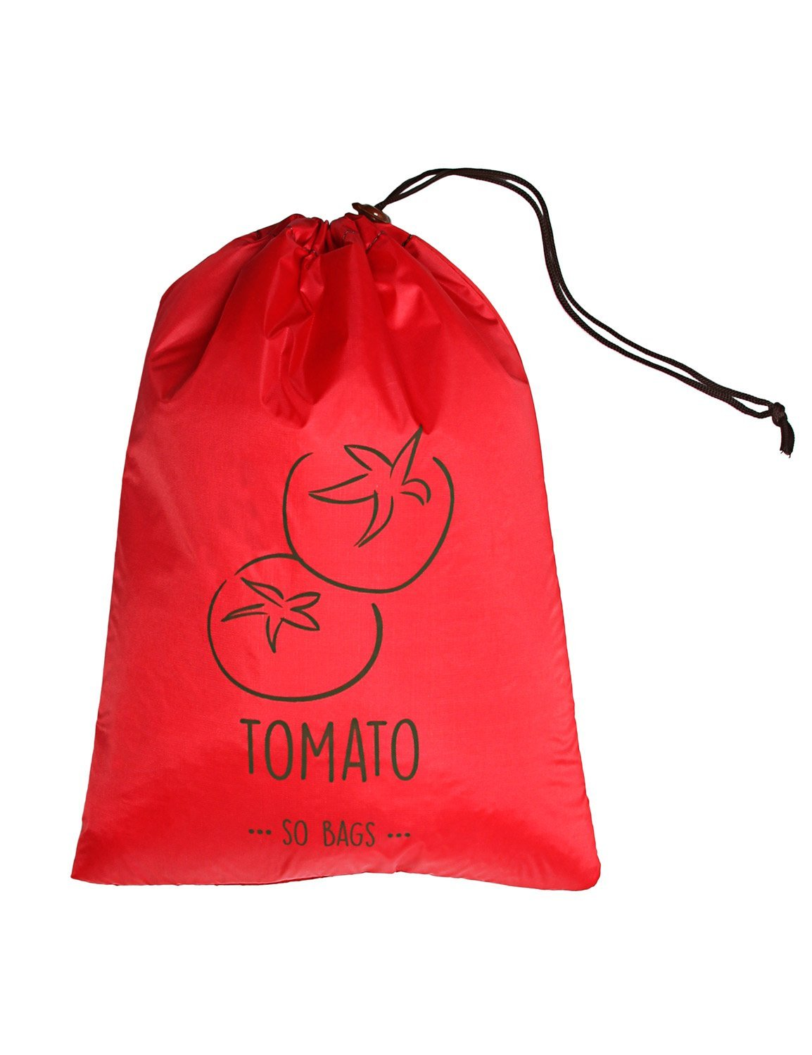 Keep Tomato Fresh Up to 2 Weeks Stop Food Waste with Reusable Storage Bag by In Mind Organic Foods.