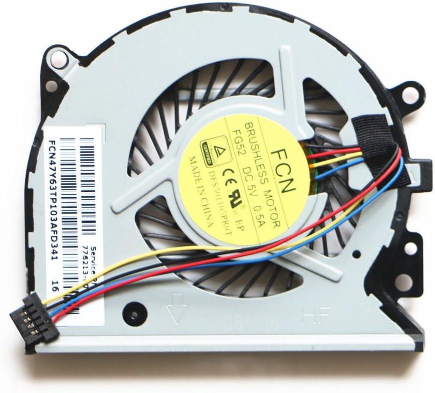 779598-001 Laptop Cooler Fan For HP Pavilion 13-A 13-A000 13-A100 13-A200 13-a001ns 13-a019wm 13-A010NR 13-A013CL 13-A051nr 13-A155CL 13-b 13-b000 13-b100 13-b200 13-b115tu 13-b116 Cpu Cooling Fan