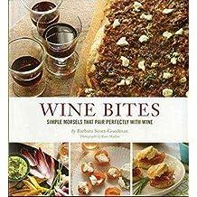 Wine Bites Cookbook - Book