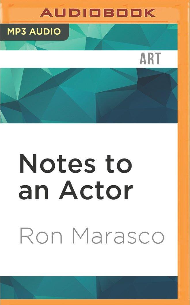 Notes to an Actor: Amazon.es: Marasco, Ron, Marasco, Ron ...