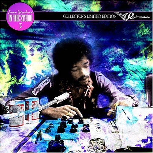 In the Studio: Vol.3 by Jimi Hendrix