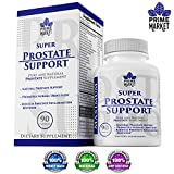 Saw Palmetto Supplement for Prostate Health | for Healthy Urination with Berry Extract & Beta Sitosterol Capsules |Reduce Enlarged Prostate | May Help Naturally Block DHT