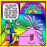 First Birds Of Spring: April (Bazoobee Collection 2014)