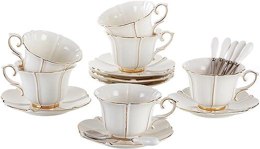 Bettyhome Womens Vintage Kiss Lock Beaded Sequin Flower Coffee Evening Clutch Large Wedding Purse