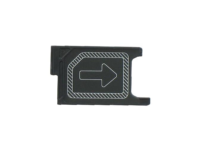 Auténtica Sony Xperia Z3, Xperia Z3 Compact bandeja de tarjeta Sim - 1285-0492