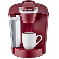 Keurig K55/K-Classic Coffee Maker, K-Cup Pod, Single Serve, Programmable, Rhubarb