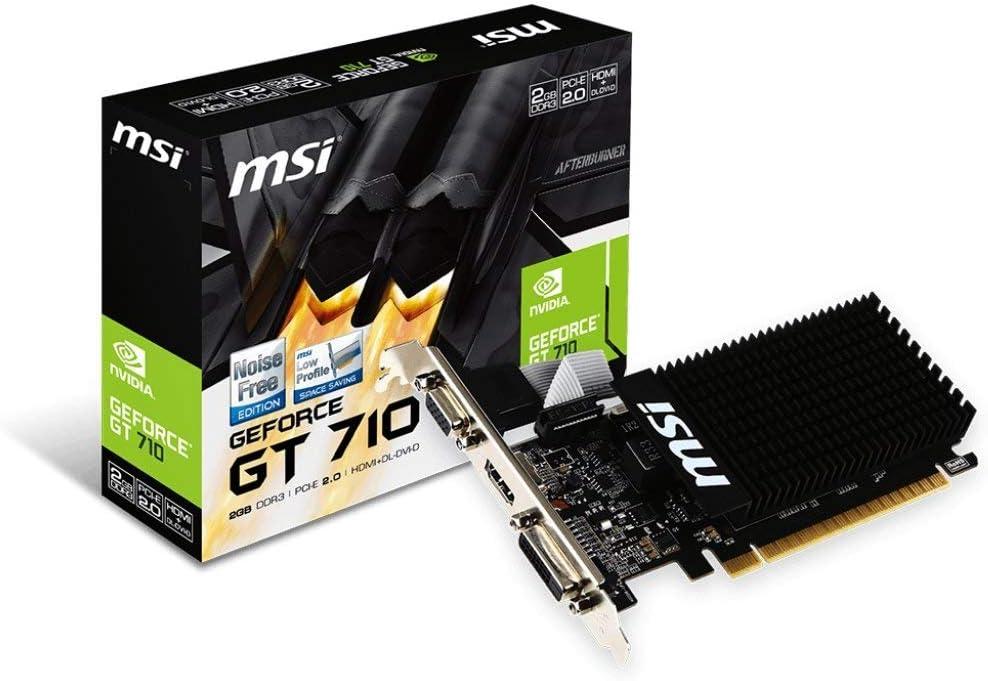 MSI GF GT 710 2GD3H LP, GT_710_2GD3H_LP