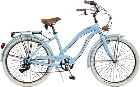 Via Veneto by Canellini Bicicletta Bici Citybike CTB Donna Vintage American Cruiser Retro Via Veneto Alluminio