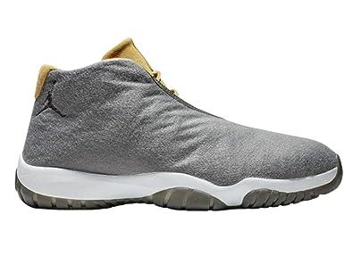premium selection 712d8 f64fd Nike Air Jordan Future Chaussures de Fitness Homme, Multicolore Dark  Grey Wheat Pure