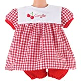 Corolle V5743 Doll's Clothes - Red Dress - 42 cm by Corolle