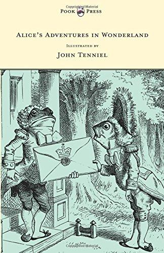 Read Online Alice's Adventures in Wonderland - Illustrated by John Tenniel pdf epub