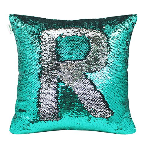 Hippih Reversible Sequins Mermaid Pillow