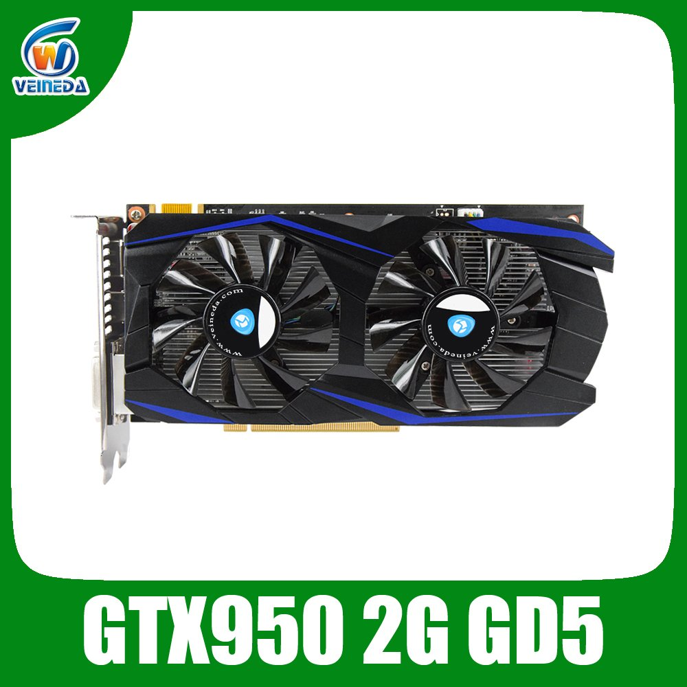 Liku técnicas nvidia geforce vídeo tarjeta gráfica GTX950 ...