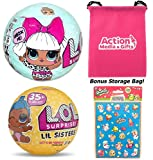 LOL Surprise Dolls Gift Bundle Diva Sister & More Deal (Small Image)