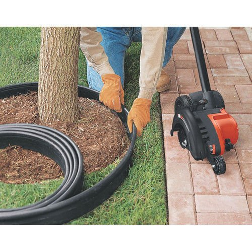 BLACK+DECKER LE750 12 Amp 2-in-1 Landscape Edger and Trencher