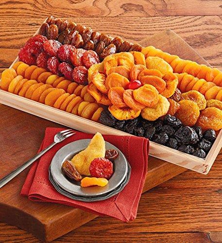 Kosher Dried Fruit and Nut Tray/(2) Lemon Poppyseed Bundt Cakes (Cakes And David Harry)
