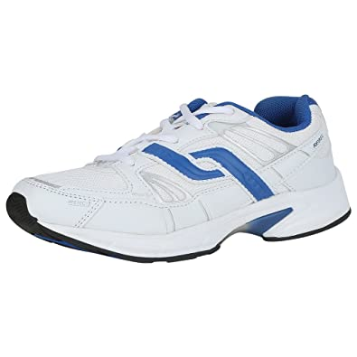 6034f623 ADK White & Blue Sports Shoes for Women: Buy Online at Low Prices in India  - Amazon.in