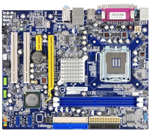 Foxconn 6627MA-RS2H - Motherboard - micro ATX - LGA775 Socket - SiS662 - Ethernet - onboard graphics - 6-channel - Motherboard Audio Foxconn