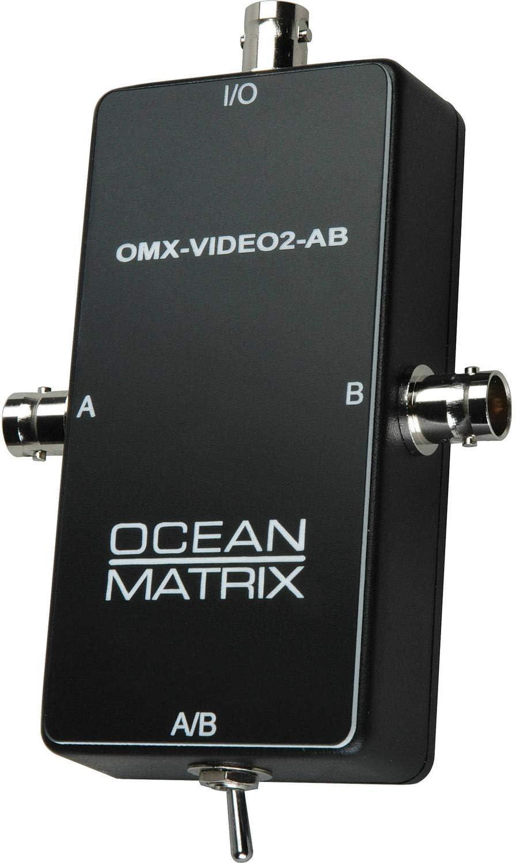 Ocean Matrix Composite Video RCA Input Expander Switch-by-Ocean Matrix