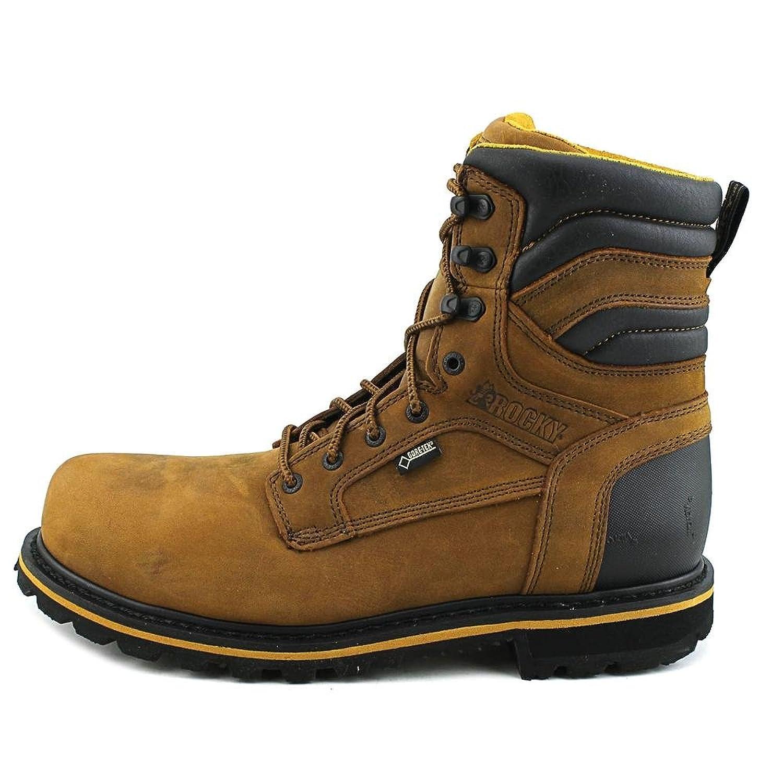 Amazon.com   Rocky Work Boots Mens 8