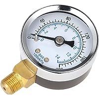 1/8 ''npt Compresor De Aire Manómetro Hidráulico 0-200psi