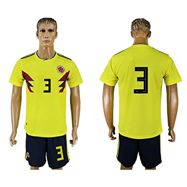6922b755b Image Unavailable. Image not available for. Color: 2018 World Cup Columbia  Football Team ...