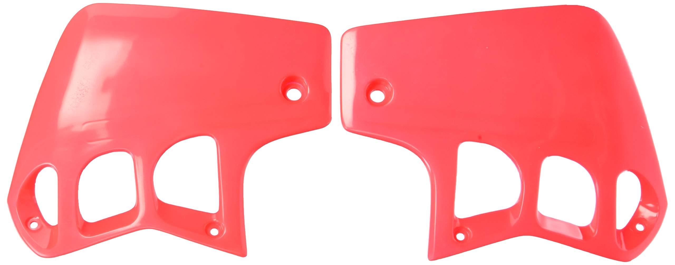UFO HO02620067 Replacement Plastic (FOR HONDA RAD CVR CR500 89-00)