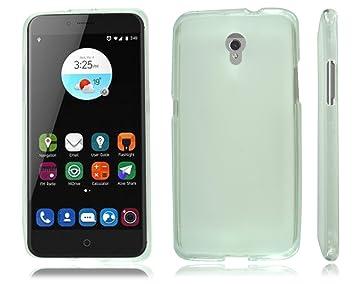 ZTE Blade V7 nuevo negro carcasa de silicona para teléfono ...