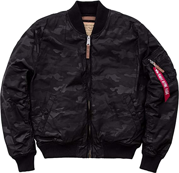 huge discount a9fda d28be Alpha Industries Jacket MA-1 VF Hidden Camo: Amazon.co.uk ...