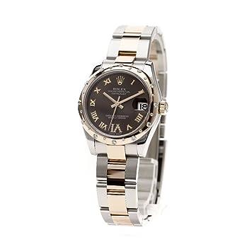 check out ce204 ca911 Amazon | ROLEX(ロレックス) 178341 VIダイヤモンド ローマン ...