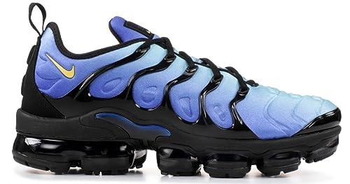 Air Vapormax Plus TN 924453 008 Black Chamois Hyper Blue Zapatillas de Running para Hombre: Amazon.es: Zapatos y complementos
