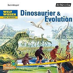 Dinosaurier und Evolution.Weltwissen für Kinder