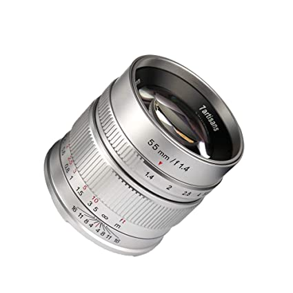 7artisans F1.4 APS-C - Lente Fija Manual para cámaras Sony E-Mount ...