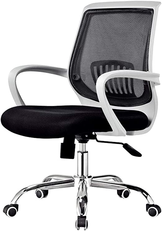 stunning swivel grey chair! office reception furniture