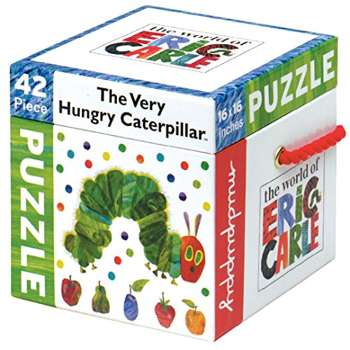 The World of Eric Carle  The Very Hungry Caterpillar Cube Puzzle (42 pc)