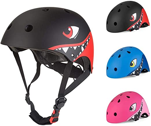 DDZKA – Casco para niña, 51 – 54 cm, bicicleta de Scooting, para ...