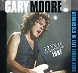 Gary Moore : Live in Stockholm 1987 ~ Cd...