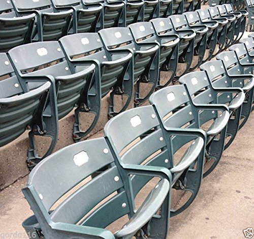 Texas Rangers Ballpark Arlington Stadium seat Chair Iron Floor Brackets Mounts ()