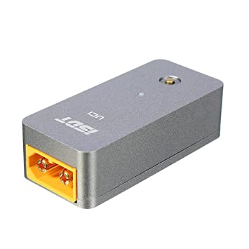 Gwendoll CNC Aleación de Aluminio Tiny ISDT UC1 18W 2A Mini ...