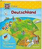 WAS IST WAS Junior Band 31. Deutschland: Wie hoch ist der höchste Berg? Wo steht das Schloss des Märchenkönigs? (WAS IST WAS Junior Sachbuch, Band 31)