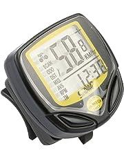 HuntGold Bicycle Wireless LCD Computer Odometer Speedometer Waterproof Screen Manual New