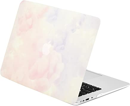 Unicorn Print Dream Big Apple Macbook Case